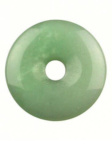 Donutsteen 5 cm Jade