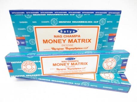 Geld Matrix wierook