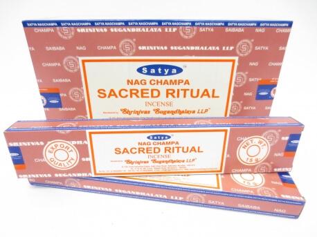 Heilig ritueel wierook