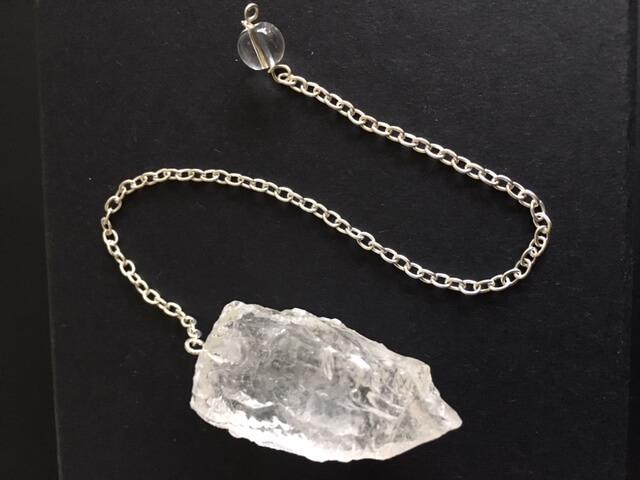 Lemurisch kristal pendel