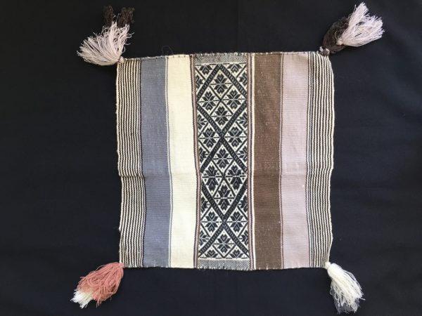 Traditioneel Despacho doek bruin grijs