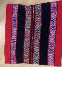 Mesa doek traditioneel Qero 312 paars 1