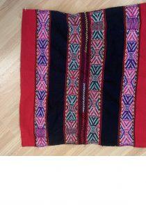 Mesa doek traditioneel Qero 312 paars1