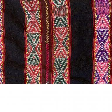 Mesa doek traditioneel Qero 312 paars2