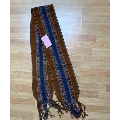 Peruaanse Alpaca Sjaal1