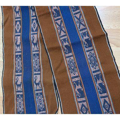 Peruaanse Alpaca Sjaal2