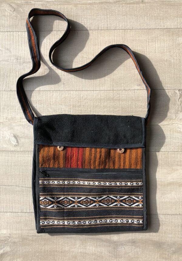 Peruaanse schoudertas Amaru