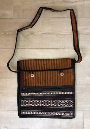 Peruaanse schoudertas Apuchin