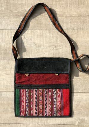 Peruaanse schoudertas Inti