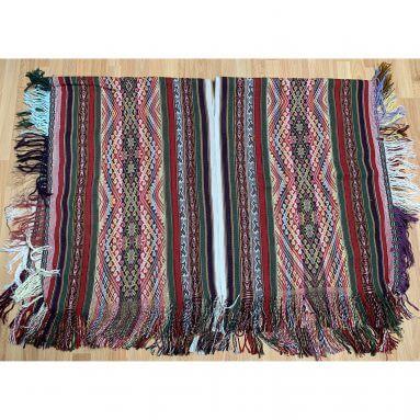 Qero Poncho traditioneel authentiek