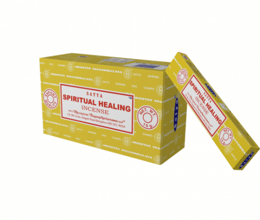 Spirituele healing wierook