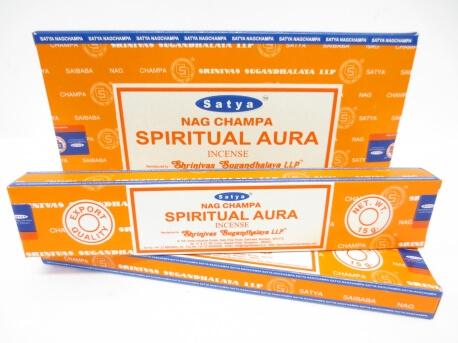 Spirituele Aura Wierook