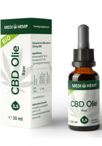 cbd-olie-25-30ml-medihemp-raw