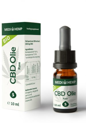 cbd-olie-5-10ml-medihemp-raw