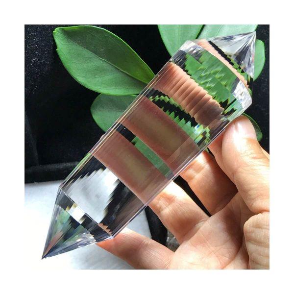 vogel extractie kristal maat 6 320 gr 48 facetten-3